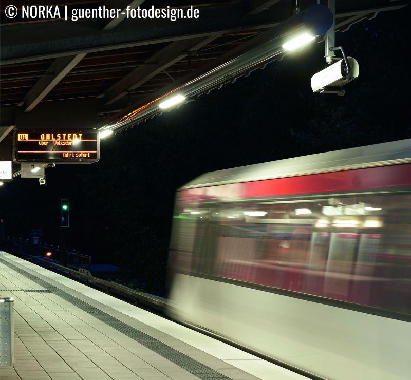 Referenz ScaleControl Meiendorfer Weg Hamburger Hochbahn NORKA Automation 1